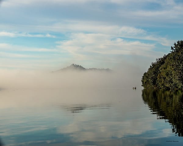 Early Morning Fishing Photography Art | N2 the Woods Photography - Nature and Wildlife Artwork