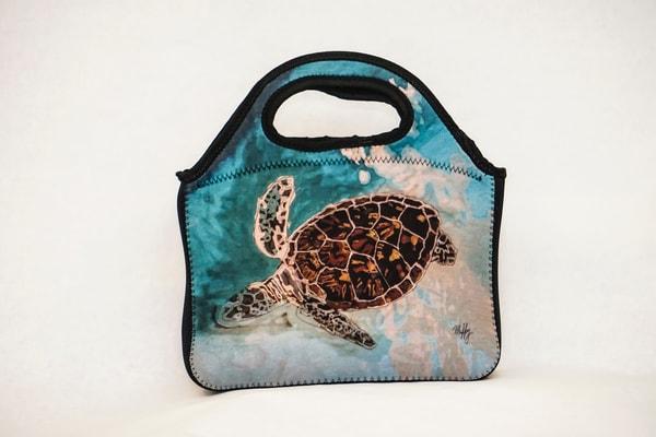 Tortuga handbag by Muffy Clark Gill