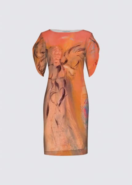 Designer Dress Love in the City of Angel