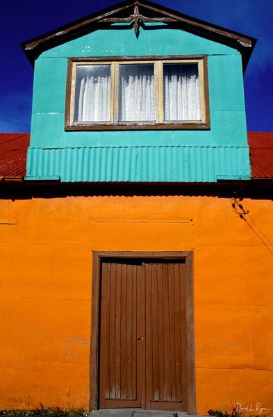 Puerto Natales Door