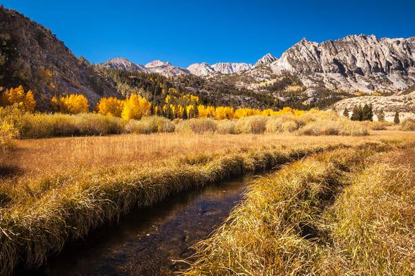 """Fall Colors in the Sierra's"" print | Jim Parkin Fine Art Photography"