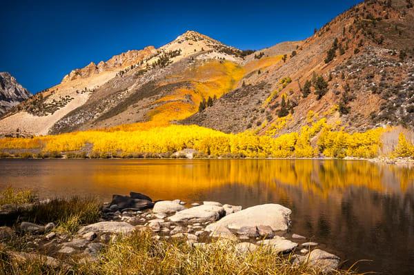 """Colorful Reflections on a Mountain Lake"" print | Jim Parkin Fine Art Photography"