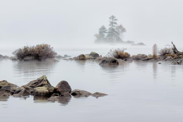 Misty Millinocket Lake