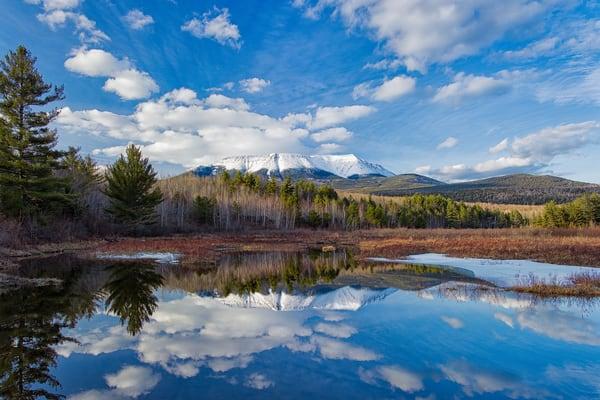 Mt Katahdin Appalachian Trail