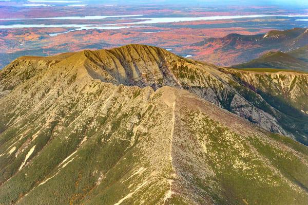 Mt Katahdin Pamola Peak Knife Edge