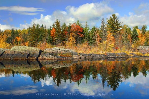 Fall Pictures   Scenic Wall Mural Photography Art | William Drew Photography