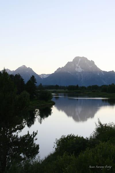 Grand Tetons National Park 2 Art | Susan Searway Art & Design