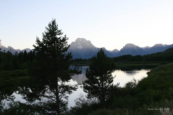 Grand Tetons National Park 3 Art | Susan Searway Art & Design