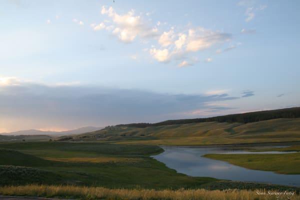 Yellowstone National Park 12 Art | Susan Searway Art & Design