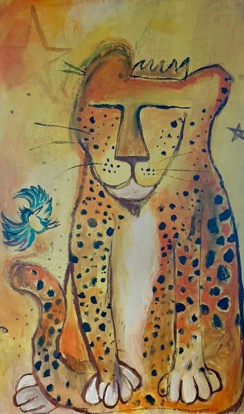 King Leopard  Art | DuggArt