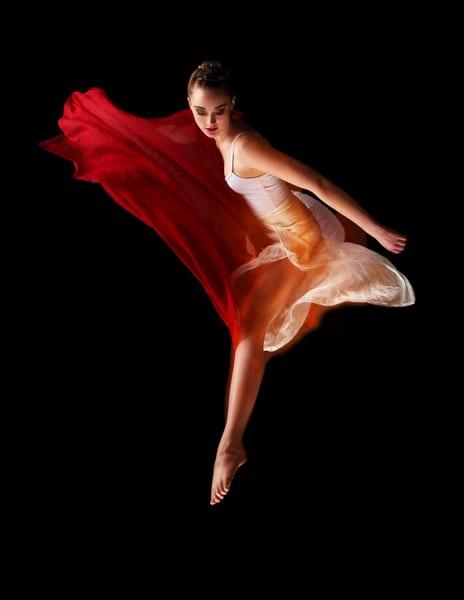 Dancer Laura Murawski 0564