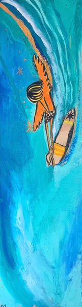 Toes On The Nose  Art | DuggArt