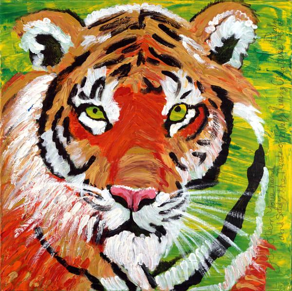 Tiger   Limited Edition Art | GSL ART
