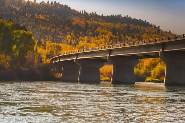 Spring Creek Bridge  Photography Art | Swan Valley Photo