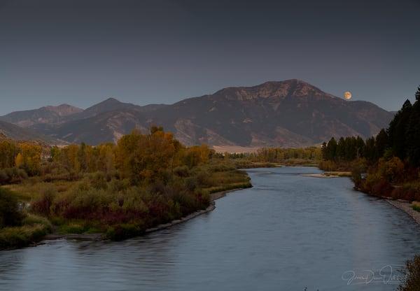 Full Moon 2768 Photography Art | Swan Valley Photo