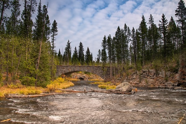 Crawfish Creek Bridge Best 3133 Photography Art | Swan Valley Photo