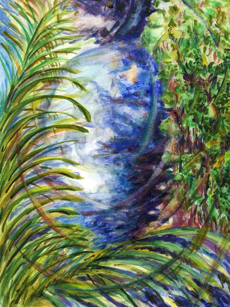 Water Eye Art   Marisela Bracho