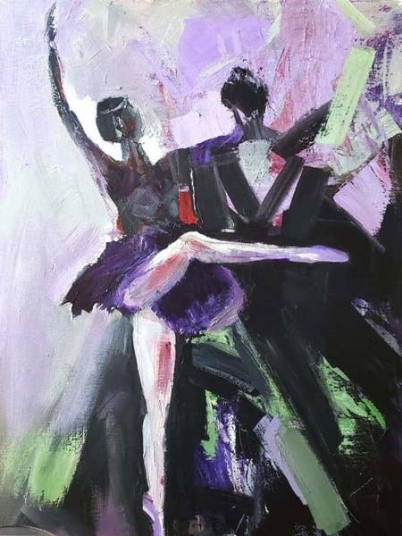 The Last Dance Art | Madaras Gallery