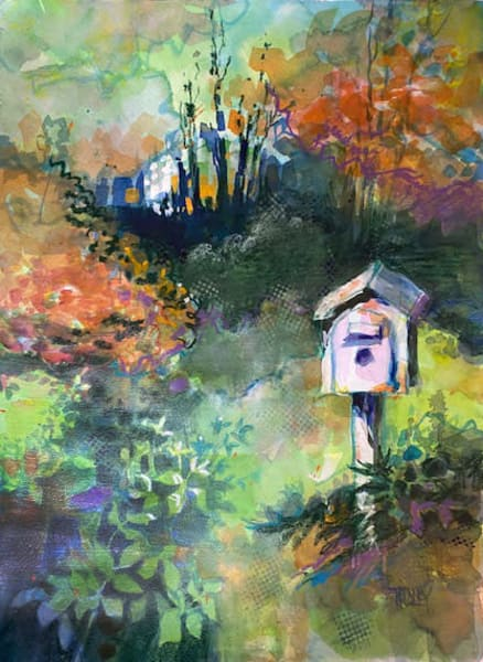 Room For Rent   Original Art | Terrie Haley Artist