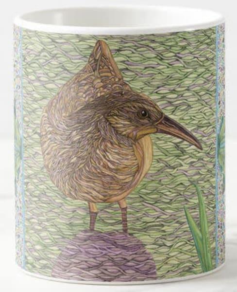 Virginia Rail Mug   Birds by Boyd