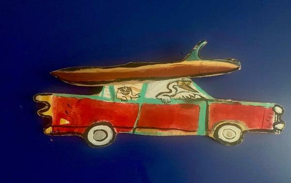 Beach Taxi 🔥 Art | DuggArt