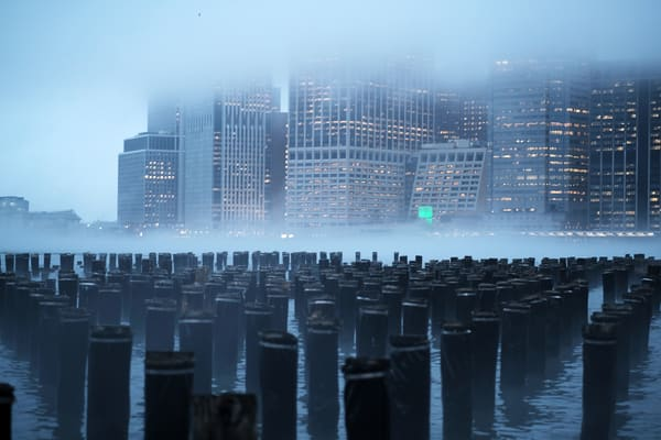 Nyc Are You Blue Photography Art | LenaDi Photography LLC