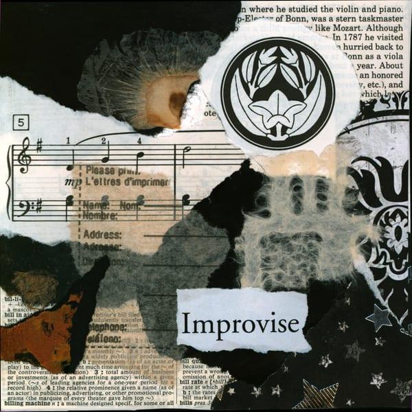 Improvise Art | Lynne Medsker Art & Photography, LLC