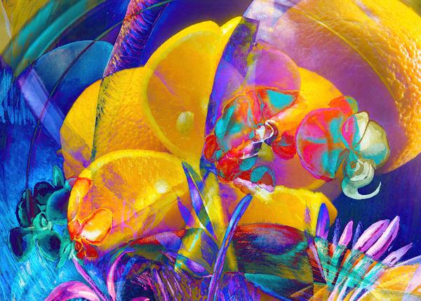 The Ocean Of Your Being Art | Marisela Bracho