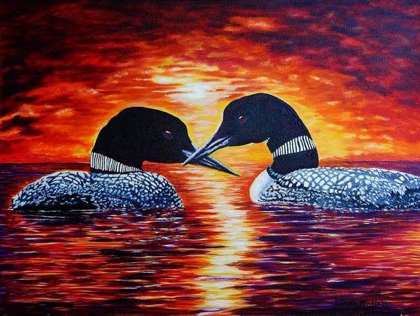 Together Forever! Art   Lynda Moffatt Fine Arts