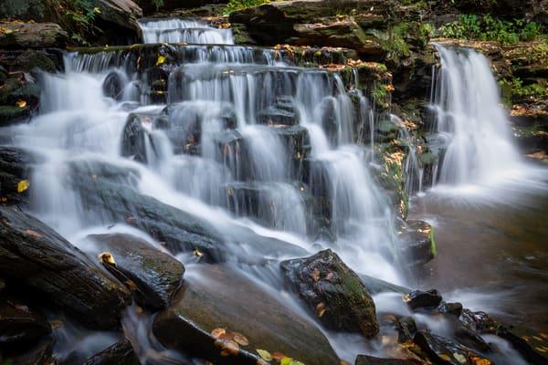 Erie Falls Photography Art | Robert Vielee Photography
