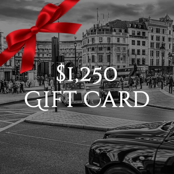 $1250 Gift Card | Charles Santora Photography