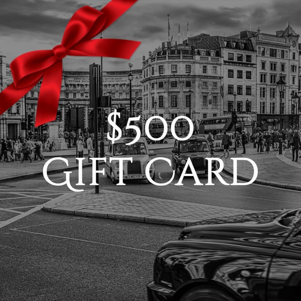 $500 Gift Card | Charles Santora Photography
