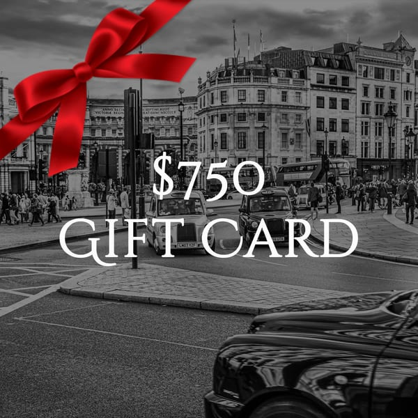 $750 Gift Card | Charles Santora Photography