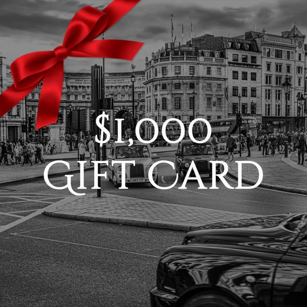 $1000 Gift Card | Charles Santora Photography