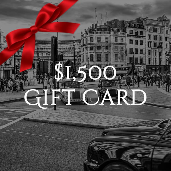 $ 1500 Gift Card | Charles Santora Photography