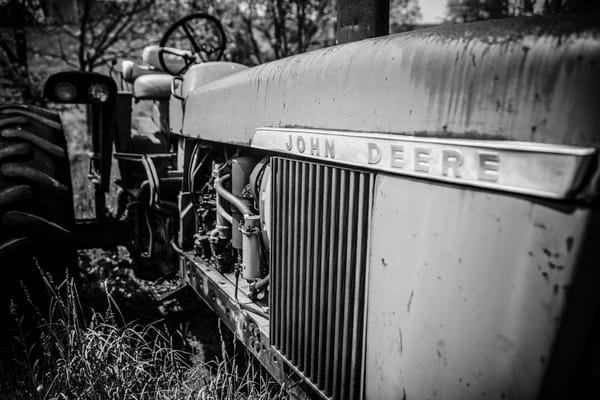 John Deere #1 Photography Art   Scott Krycia Photography
