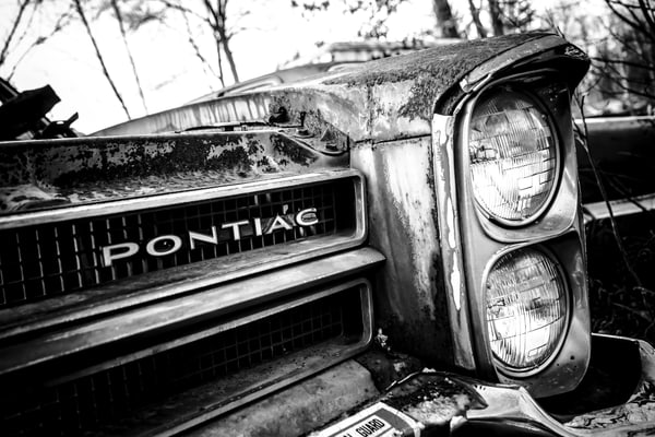 Pontiac Photography Art   Scott Krycia Photography