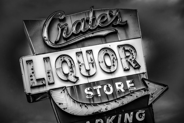 Crates Photography Art | Scott Krycia Photography