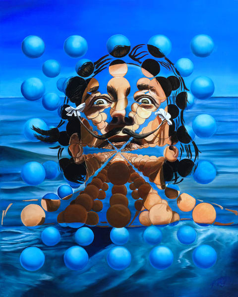 Salvador Dali Art | MMG Art Studio | Fine Art Colorado Gallery