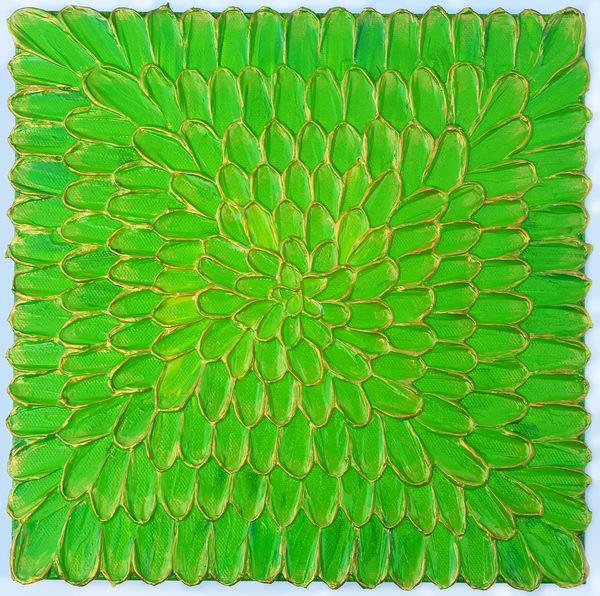 Dahlia Flower Series Art – Original Paintings – Fine Art Prints on Canvas, Frame, Paper, Metal & More