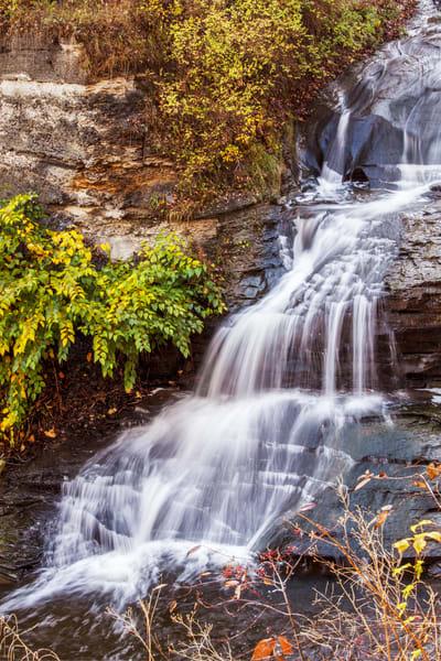 Secret Falls Photography Art | David Lawrence Reade