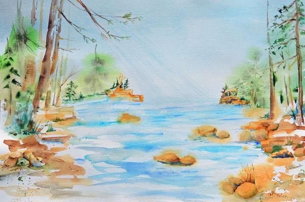 Serenity Art | Color Splash Ranch
