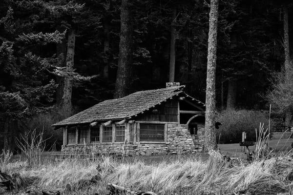 CCC Picnic Shelter, Deception Pass State Park, Washington, 2015