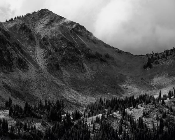 Dege Peak, Washington, 2019