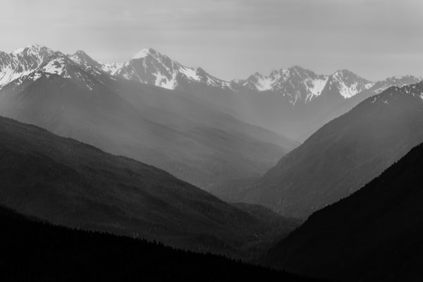 Elwha River Valley, Hurricane Ridge, Washington, 2016