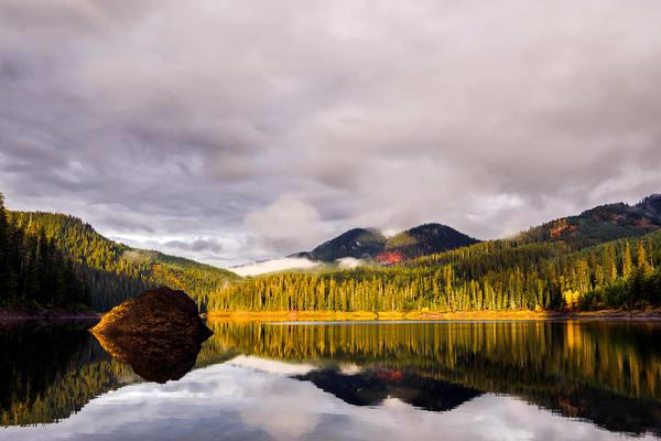 Lost Lake, Kittitas County, Washington, 2013