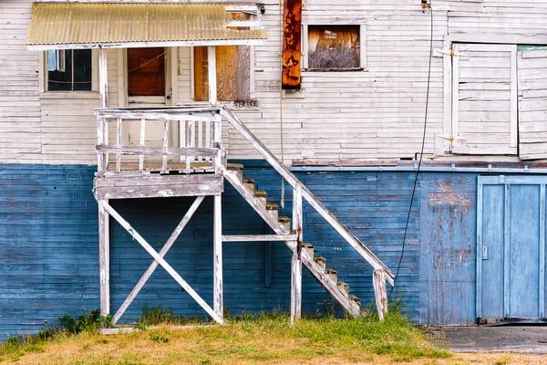 Old Waterfront Warehouse, Anacortes, Washington, 2016