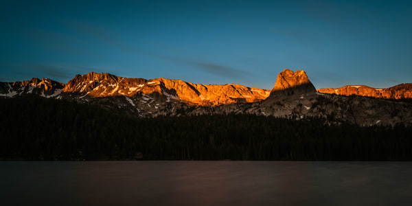 Sierra Sunrise, Mammoth Lakes, California, 2016