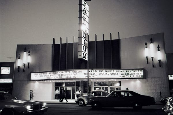 The Clash & The Beat at the Hollywood Palladium