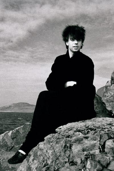 Ian McCulloch Echo & The Bunnymen